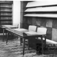 Biblioteca FIUBA. Sede Paseo Colón. Hemeroteca.